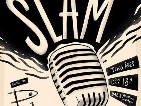 Atelier/Scène Slam + Concert de Pi
