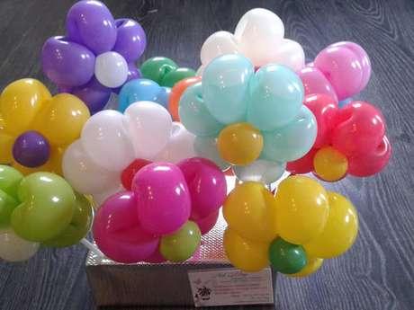 Sculpture de ballons