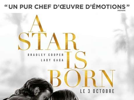 Cinéma en plein air : a star is born