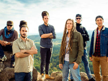 Reggae : Broussaï + Rod Taylor feat Positive Roots Band