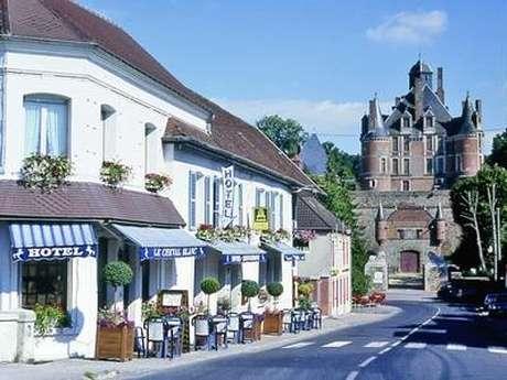 """Hôtel-Restaurant """"Le Cheval Blanc"""""""