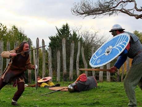 Guérillas entre peuples celtes