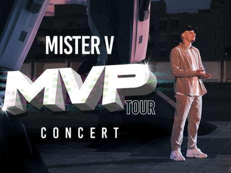Mister V en concert