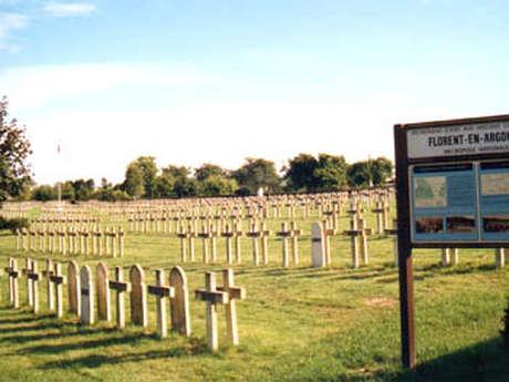 Nécropole Nationale de Florent-en-Argonne