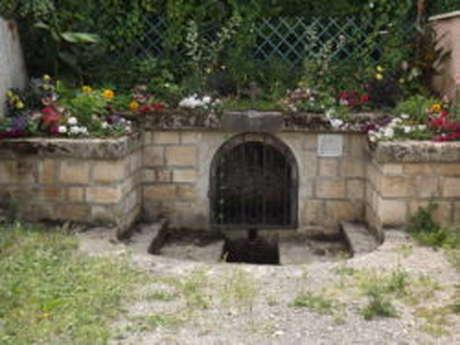 La Fontaine des Bons Malades à Sainte-Ménehould