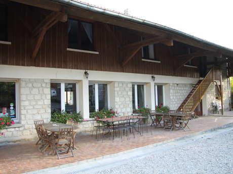 Gîte de groupe à Villers-en-Argonne