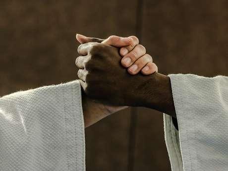 Compétition de Judo
