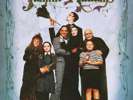 Cinéma en plein air : la famille Addams (1991)