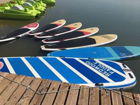 PLAYA REGAT'Ô - Location de paddle - Initiation