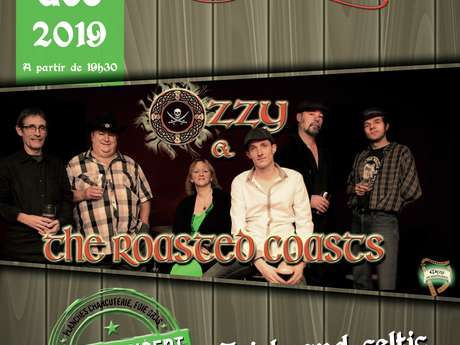 Apéro-Concert : Ozzy and the roasted costs