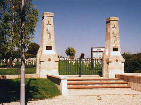 Nécropole Nationale de Suippes