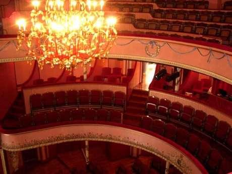 Exposition : La rénovation du Théâtre à l'italienne
