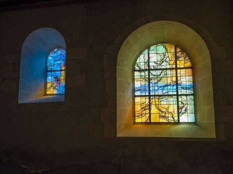 Visite commentée de l'église abbatiale et du centre touristique du Haras de Montier-en-Der