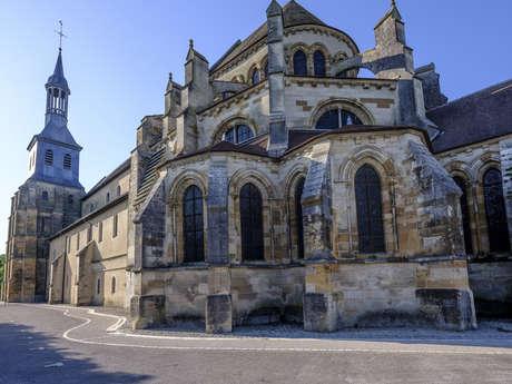 Eglise Abbatiale et Centre Touristique du Haras de Montier-en-Der