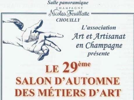 29e Salon d'automne des métiers d'arts