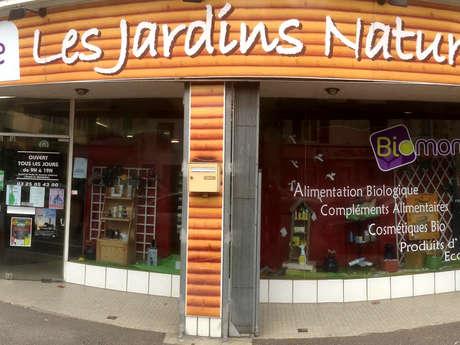 Les Jardins Naturels - Magasin BIO