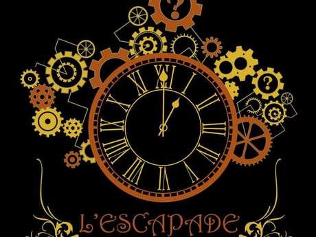 L'ESCAPADE - LIVE ESCAPE GAME