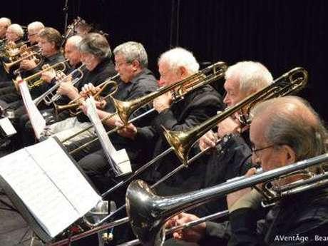 Concert de l'orchestre A Vent'Age à l'Octav