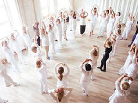 Atelier Yoga du rire