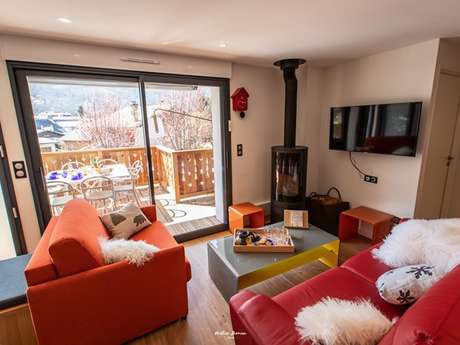 "APPARTEMENT ""COSY"" - CHALET HYGGE DES PYRENEES"