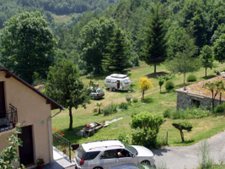 CAMPING LES TILLEULS - TOY'S ROULOTTES