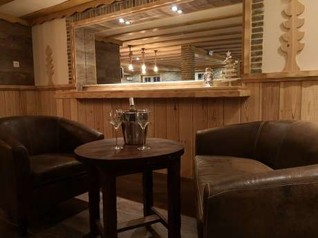 LA TABLE DE FLORIAN DEL BURGO (HOTEL LA SAPINIERE)