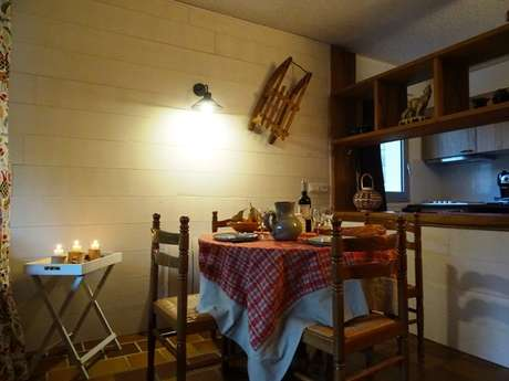APPARTEMENT  RESIDENCE L'AGUT