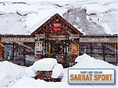 SKIMIUM SARRAT SPORT SAINT-LARY VILLAGE