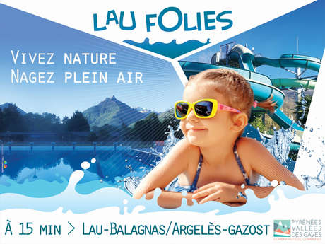 CENTRE AQUATIQUE LAU-FOLIE'S