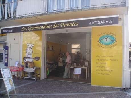 LES GOURMANDISES DES PYRENEES