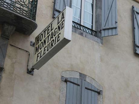 HOTEL LA MONTAGNE FLEURIE