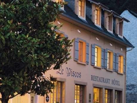 HOTEL LE VISCOS