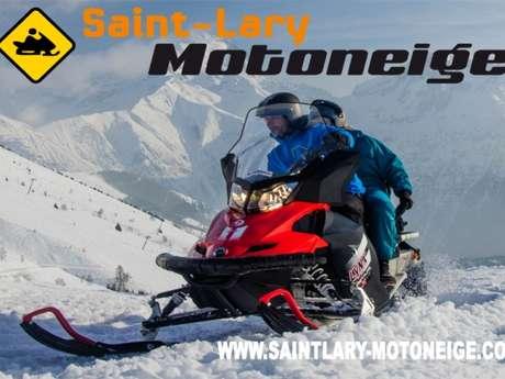 SAINT LARY MOTONEIGE