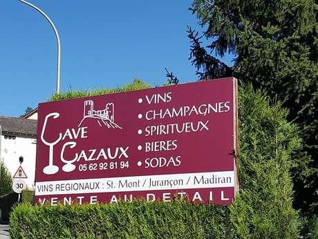 CAVE CAZAUX