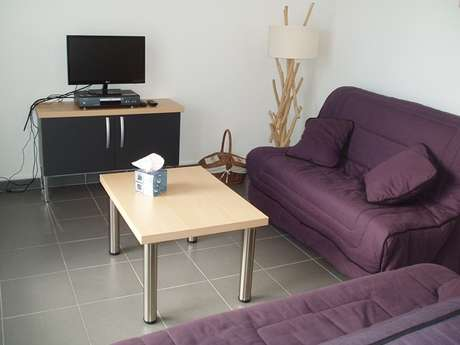 APPARTEMENT DANS RESIDENCE(AGMP369)