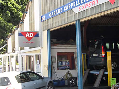 GARAGE EURL CAPPELLETO