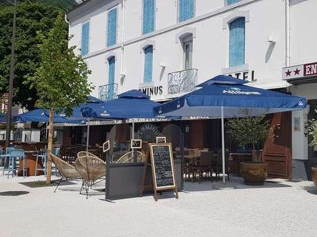 HOTEL BAR RESTAURANT LE TERMINUS
