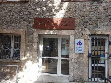 BUREAU D'INFORMATION TOURISTIQUE DE VILLEFRANCHE DE CONFLENT - CONFLENT CANIGO