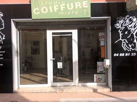 STUDIO  COIFFURE