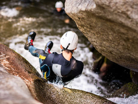 CANYONING SPORTIF - LE LLECH