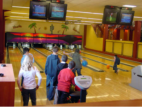 BOWLING PLAZA BOWL