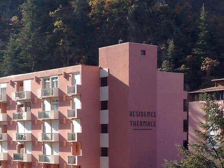 RESIDENCE THERMALE-CABINET DE LA CITE