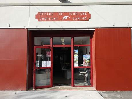 BUREAU D'INFORMATION TOURISTIQUE DE VINCA - CONFLENT CANIGO