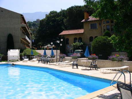HOTEL LE MAS FLEURI