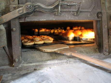 Visite du Fournil du Moulin de l'Arbalète - le pain de la Castorette
