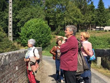 Visite Guidée de Manéhouville et Anneville-sur-Scie