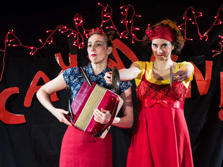 Opéra clown : Opéra pouët