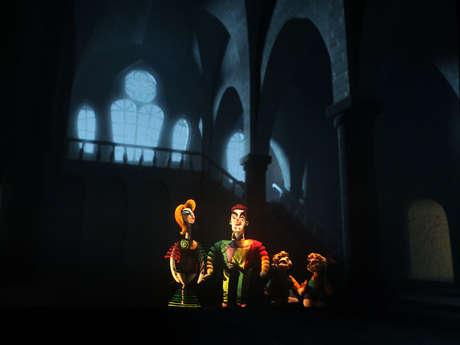 Marionnette et film d'animation : Le fantôme de Canterville