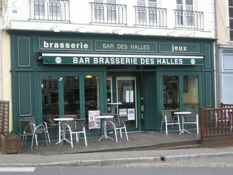 BAR  BRASSERIE DES HALLES