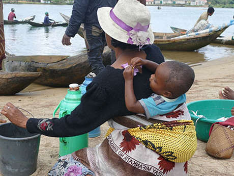 BIENVENUE A MADAGASCAR